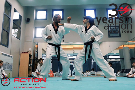 Σχολή Taekwondo & Hapkido Α.Σ. Αργυρούπολης